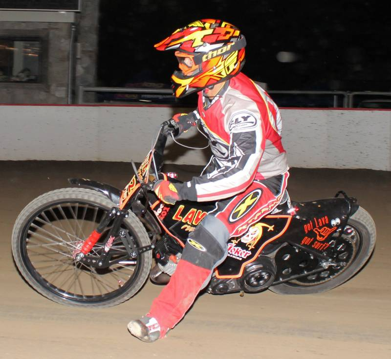 Speedway - Ruby Dave at The Grand Arena June 04 2014 111